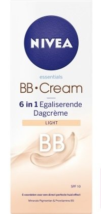 Nivea BB Cream egaliserende dagcrème–Light SPF 1050ml