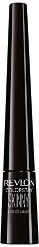 2 x Revlon Colorstay Skinny Liquid Eyeliner 2.5ml Neu & Sealed - 301 Schwarz Out