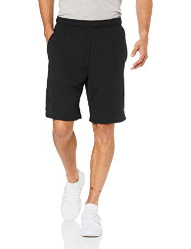 Nike Herren Dri-FIT Shorts, Black/Dark Grey, M (Nike Herren Hose Kleine)