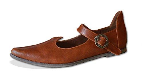 CP-Schuhe Mittelalter Schuhe Prinzessin Herzelinde -