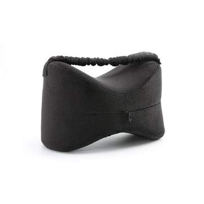 Kniekissen Für Seitenschläfer - Ergonomisch Für Rückenschmerzen, Ischiasnerven, Schmerzlinderung, Schwangerschaft, Hüft- Und Gelenkschmerzen - Memory Foam Leg Pillow,Gray