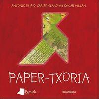Paper-txoria (Ilargian kulunkantari)