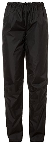VAUDE Damen Hose Fluid Pants, black, 42, 63480100400