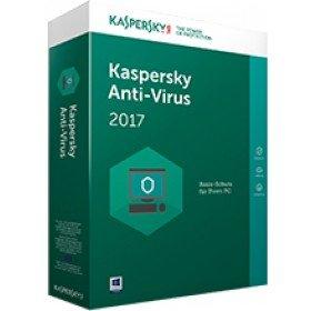 Preisvergleich Produktbild Kaspersky -L Anti-Virus 2017 - 3 User / 2 Jahre
