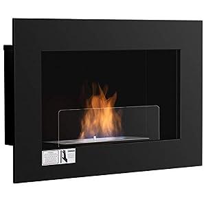 Beschreibung: Mit unserem Ethanolkamin können Sie die romantische Atmosphäre Feuers genießen. Egal ob freistehend im Raum als Raumteiler oder an der Wand hängend, der Biokamin kann in die bereits vorhandene Wohnraumgestaltung problemlos integriert we...