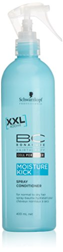 Schwarzkopf Balsamo, Bc Moisture Kick Spray Conditioner, 400 ml