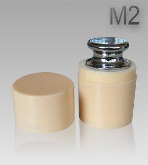 5kg Kalibriergewicht Prüfgewicht inkl. Schutzhülse / Genauigkeitsklasse M2 G&G