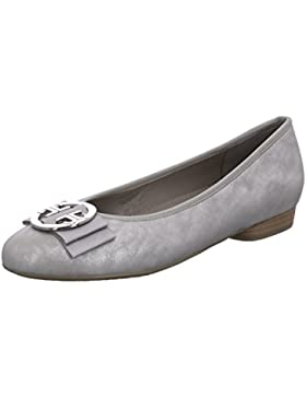 Ara shoes brand: Jenny ballerina modello Pisa 63306 - Beige, 38