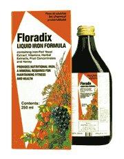 Floradix Floradix Liquid Iron Formula 500ml by Floradix