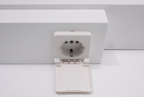 Galdem drive100 armadietto da bagno con ante a specchio luce a led integrata 3 ante a - Armadietti da bagno ...