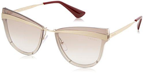 Ray-Ban Damen 0pr 12us Sonnenbrille, Braun (Beige Chiaro/Brown Silver), 65
