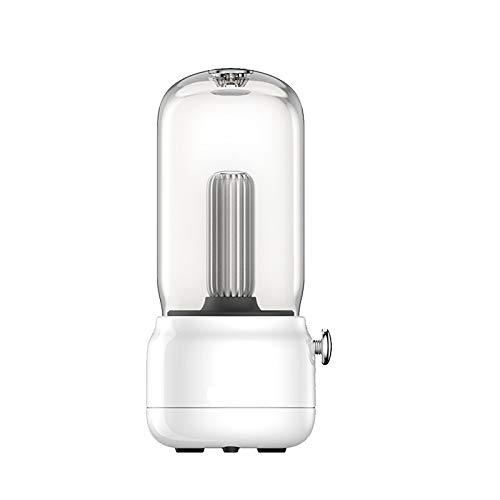 Smart LED Candlelight Ambient Light Desktop Nachtlicht Nachttischlampe Creative Table Lamp Energiesparendes Kerzenlicht USB Charging White Motion Desktop