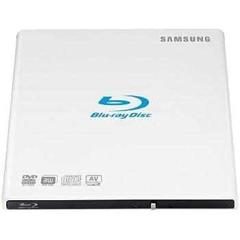 Samsung SE-506AB Masterizzatore Bluray esterno Bianco