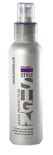 Goldwell Style Sign Straight Sleek Perfection Thermo Spray, 1er Pack (1 x 100 ml)