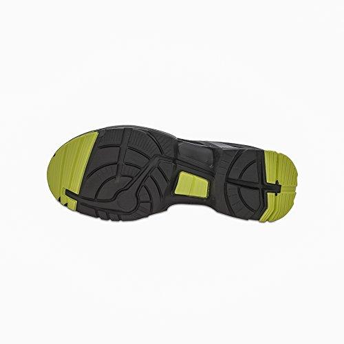 """Uvex chaussures sicherheitshalbschuh/8514 s1P """"one-noir/vert-largeur : 11-tailles verschied. negro - Schwarz/Lime"""
