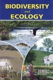 Biodiversity and Ecology [Hardcover] [Jan 01, 2010] G.K. Kulkarni, B.N Panday, N.C Dutta