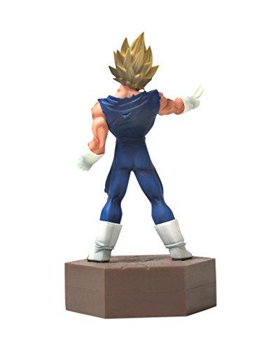 "Banpresto DBZ Dragon Ball Kai DXF Fighting Combination Vol. 1 5.5"" Vegeta Figure 3"