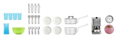 Lundby - L609029 - Casa de Muñecas - Accesorios de Cocina - Estocolmo por Lundby