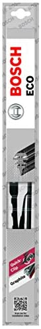 "Bosch 3397010055 High Performance Replacement Wiper Blade, 22""/16"""
