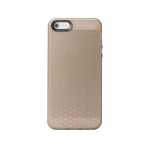 Katinkas Matrix Soft Cover per Apple iPhone 5, Blu Nero