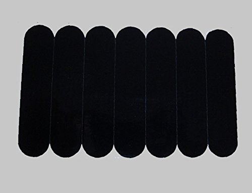 10-adhesifs-reflechissant-noirs-casque-moto-scooter-6x2-cm