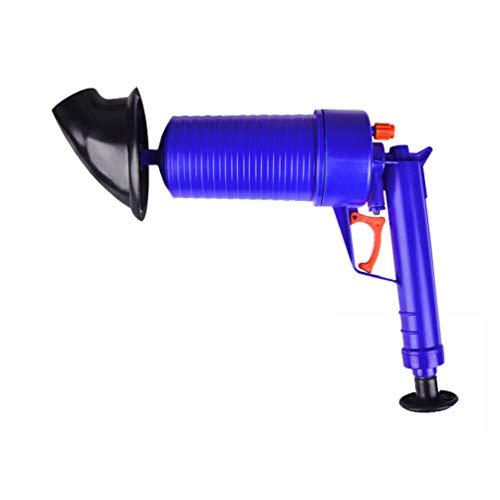 Haushaltschemikalien Qualität Abs Pistole Typ Bad Küche Rohr Wc Ablauf Reinigung Werkzeug High-druck Ablauf Reiniger Air Power Drain Blaster Gun
