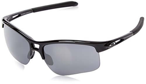 1b19dbaf9e7820 Oakley - Lunette de soleil Rpm Edge Rectangulaire, Polished Black Black  Iridium (S3