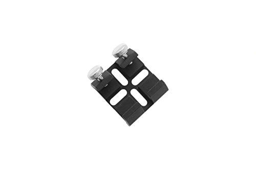 TS-Optics Sucherschuh DeLuxe- Flexible Basis für Sucher Teleskope, TSSUBA