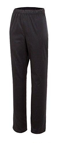 Velilla 333/C/T Moderne Pyjamahose, Schwarz, 333/C0/T6