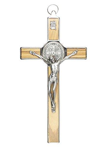 ciondoli-santo-metallo-argento-di-san-benedetto-per-la-catena-inserto-in-legno-in-scatola-20-centime