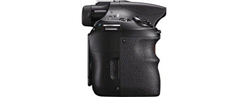 """Sony SLT-A58K - Cámara de formato medio de 20 Mp (objetivo 18-55mm f/3.5, pantalla de 3"""", zoom óptico 3x, estabilizador óptica), negro"""