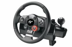 Logitech Driving Force GT Refresh - PC-Lenkrad & PS3-Lenkrad inkl. Pedale
