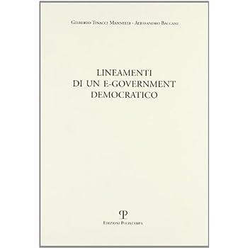 Lineamenti Di Un E-Government Democratico