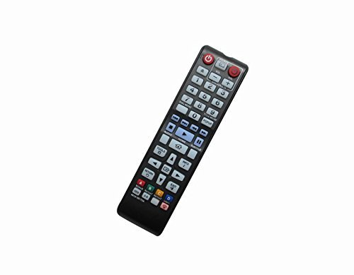 General Replacement Remote Control For Samsung AK59-00132A BD-D5100 BD-H6500 BD-H6500/ZA 3D Disc BD Blu-ray DVD Player  available at amazon for Rs.3139