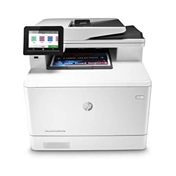HP Color Laserjet Pro M479fdn - Impresora Láser Multifunción a Color (A4, hasta 27 ppm, de 750 a 4000 Páginas al Mes, 1 USB 2.0 , 1 USB Host, 1 Red ...