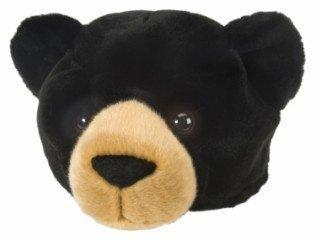 Plush Hat Black Bear by Wild Republic by Wild Republic
