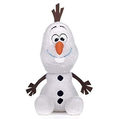 Disney 37326 Frozen 2 Olaf - Peluche (46 cm), Color Blanco de Posh Paws