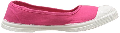 Bensimon Tennis Ballerine, Baskets Basses Femme Rose (Rose)