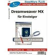 Dreamweaver MX für Einsteiger