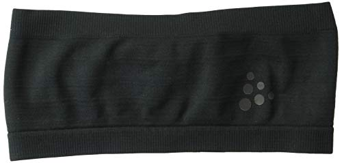 Craft WARM Comfort Headband Black One Size Stirnband