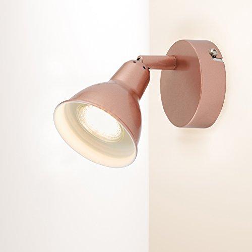 Wandspot Lampe Spot schwenkbar Wandlampe Leuchte