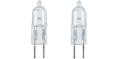 Universal-Halogen-Leuchtmittel für Dunstabzugshaube, 20 W, G4, 2-polig, 2 Stück