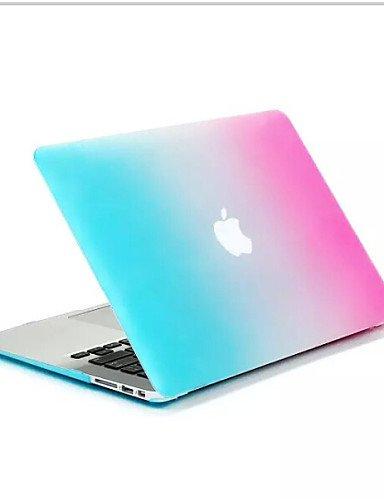 """Unbekannt zzll151 Apple-Laptops Luft klassische Regenbogen-Shell Schutzhülle für 13"""" Zoll MacBook Air, 2 KKKAOOL"""