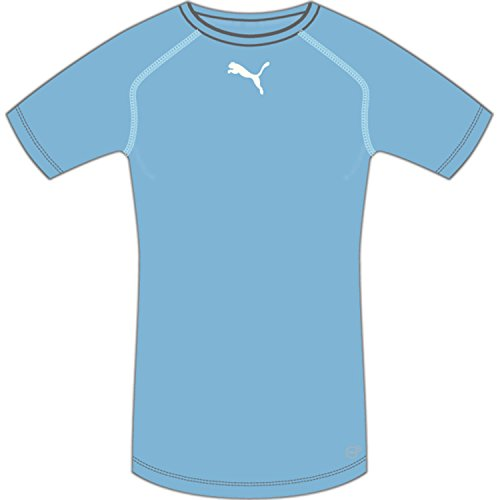 PUMA Herren T-shirt TB Short Sleeve Tee team pearl blue