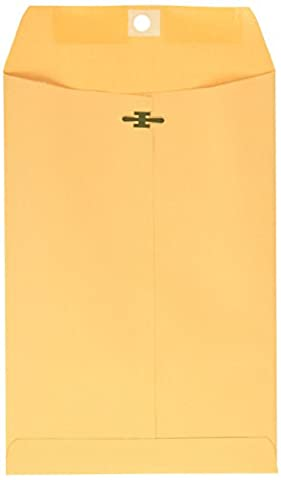 Business Source BSN36661 fermoir Enveloppes-- 28 - 6 .50in.x9-.50in -.