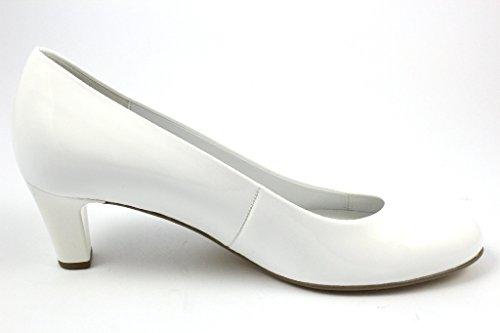 Gabor Pumps, Couleur: Blanc Blanc - Blanc