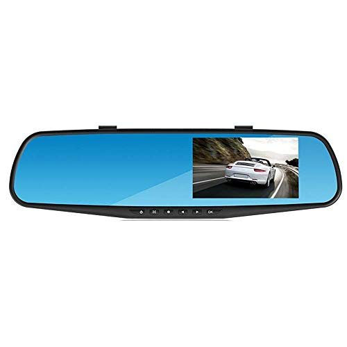 YYANG Dash Cam Full HD 1080P Autokamera Videorecorder Weitwinkel Mit Nachtsicht-Bewegungserkennung
