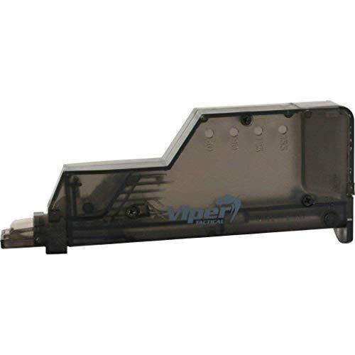 Viper TACTICAL - Chargette Rapide BB Loader pour réplique d'airsoft - pour 150 Billes
