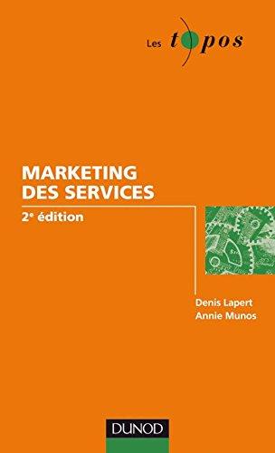Marketing des services - 2e édition