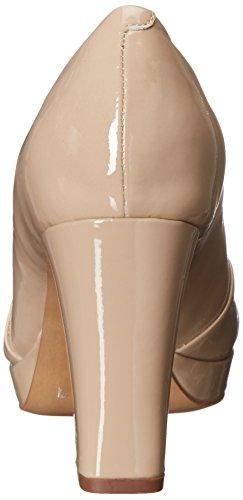 Pompa Clarks Dress Nube Jenness Sand Patent